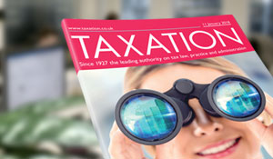 Taxation Magazine